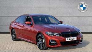 2021 BMW 3 Series 330e M Sport Saloon 4-door