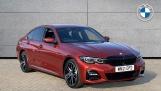 2021 BMW 330e M Sport Saloon (Orange) - Image: 1