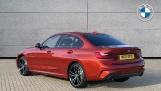 2021 BMW 330e M Sport Saloon (Orange) - Image: 2