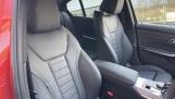2021 BMW 330e M Sport Saloon (Orange) - Image: 11