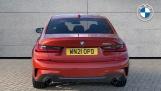 2021 BMW 330e M Sport Saloon (Orange) - Image: 15
