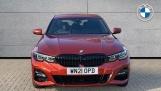 2021 BMW 330e M Sport Saloon (Orange) - Image: 16