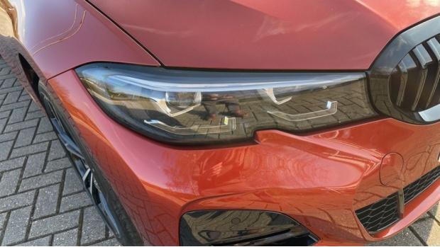 2021 BMW 330e M Sport Saloon (Orange) - Image: 22