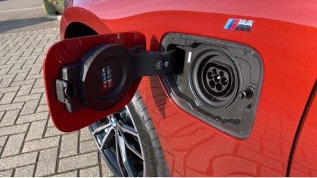 2021 BMW 330e M Sport Saloon (Orange) - Image: 27