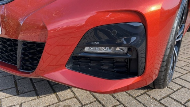 2021 BMW 330e M Sport Saloon (Orange) - Image: 29