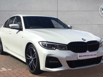 2020 BMW 3 Series 330i M Sport Saloon 4-door