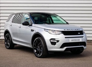 2018 Land Rover Discovery Sport SD4 (240hp) HSE Dynamic Lux 5-door