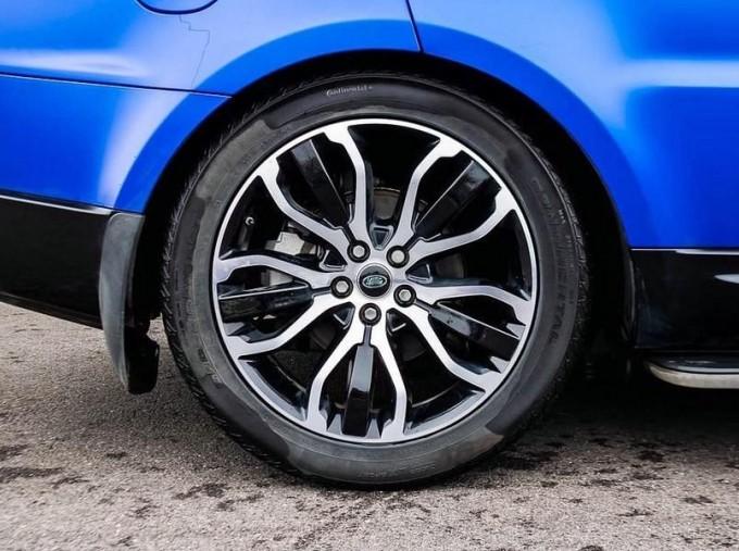 2019 Land Rover SD V6 HSE Auto 4WD 5-door (Blue) - Image: 8