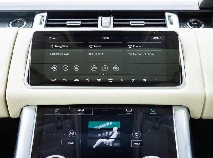 2019 Land Rover SD V6 HSE Auto 4WD 5-door (Blue) - Image: 11