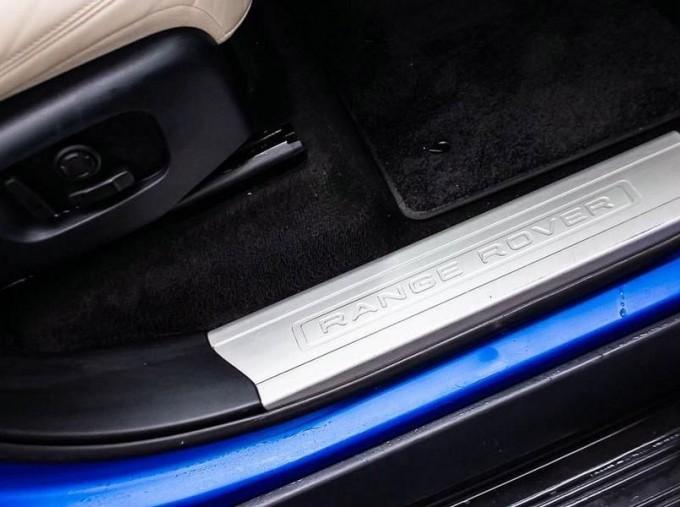 2019 Land Rover SD V6 HSE Auto 4WD 5-door (Blue) - Image: 14