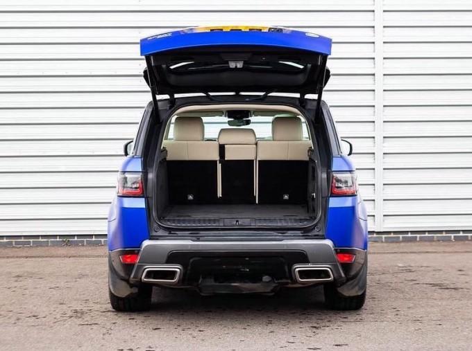 2019 Land Rover SD V6 HSE Auto 4WD 5-door (Blue) - Image: 15