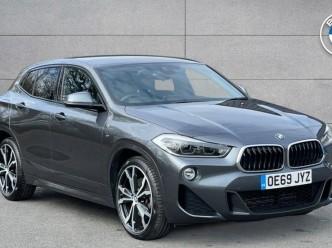 2019 BMW X2 sDrive20i M Sport 5-door