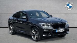 2020 BMW X4 Series X4 M40i 5-door