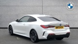2021 BMW 420i M Sport Coupe (White) - Image: 2
