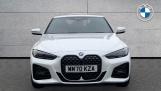 2021 BMW 420i M Sport Coupe (White) - Image: 16