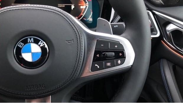 2021 BMW 420i M Sport Coupe (White) - Image: 18