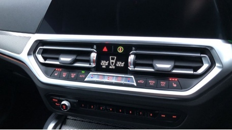 2021 BMW 420i M Sport Coupe (White) - Image: 24
