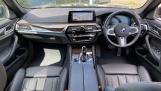 2019 BMW 530i M Sport Saloon (Black) - Image: 4