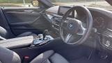 2019 BMW 530i M Sport Saloon (Black) - Image: 6