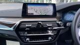 2019 BMW 530i M Sport Saloon (Black) - Image: 8