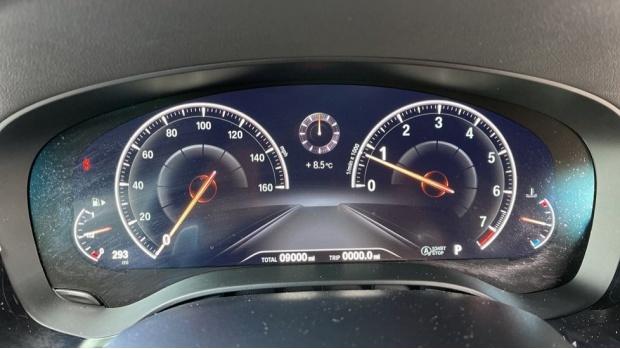 2019 BMW 530i M Sport Saloon (Black) - Image: 9