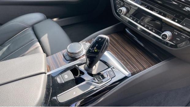 2019 BMW 530i M Sport Saloon (Black) - Image: 10