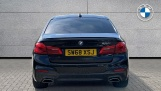 2019 BMW 530i M Sport Saloon (Black) - Image: 15