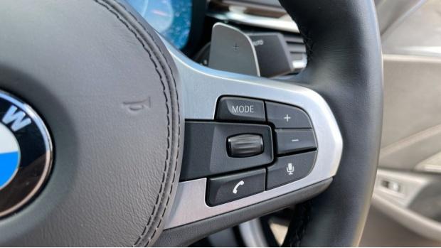 2019 BMW 530i M Sport Saloon (Black) - Image: 18