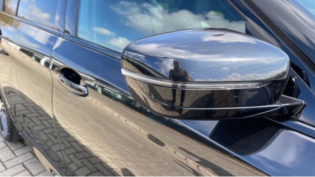 2019 BMW 530i M Sport Saloon (Black) - Image: 24
