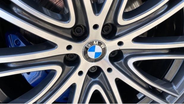 2019 BMW 530i M Sport Saloon (Black) - Image: 27