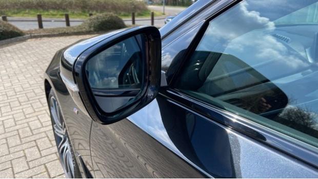 2019 BMW 530i M Sport Saloon (Black) - Image: 31