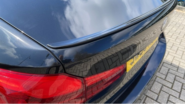 2019 BMW 530i M Sport Saloon (Black) - Image: 33