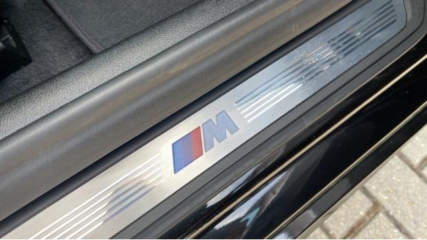 2019 BMW 530i M Sport Saloon (Black) - Image: 36