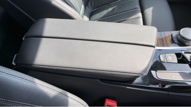 2019 BMW 530i M Sport Saloon (Black) - Image: 40