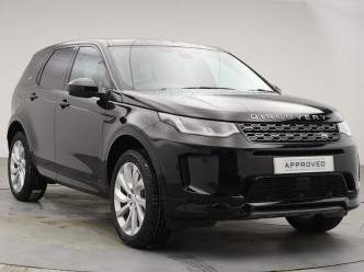 2020 Land Rover New Discovery Sport D180 R-Dynamic HSE Diesel MHEV 5-door