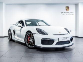 2016 Porsche Cayman GT4 2-door