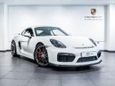 2016 Porsche 981 GT4 2-door (White) - Image: 1