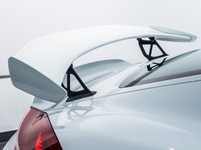 2016 Porsche 981 GT4 2-door (White) - Image: 9