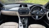 2017 BMW 320i M Sport Saloon (Black) - Image: 4