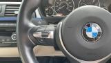 2017 BMW 320i M Sport Saloon (Black) - Image: 17