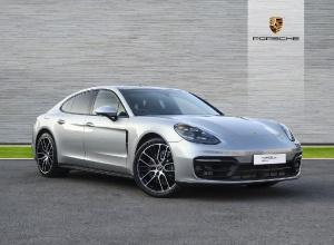 2021 Porsche Panamera PDK 4-door