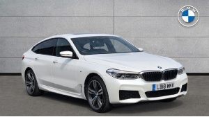 2018 BMW 6 Series 630d xDrive M Sport GT 5-door