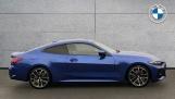 2021 BMW 430i M Sport Coupe (Blue) - Image: 3