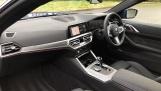 2021 BMW 430i M Sport Coupe (Blue) - Image: 7