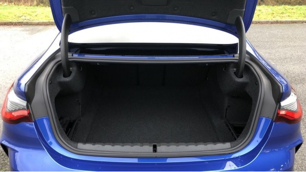 2021 BMW 430i M Sport Coupe (Blue) - Image: 13