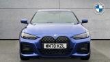 2021 BMW 430i M Sport Coupe (Blue) - Image: 16