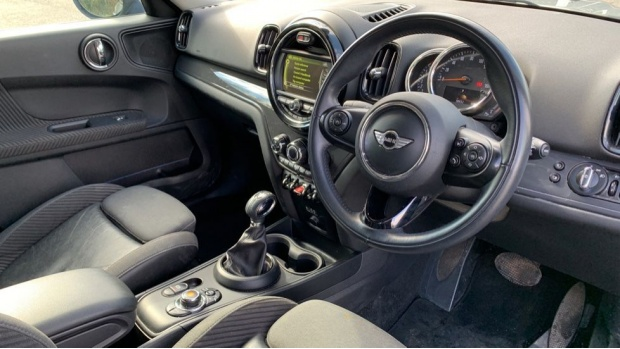 2017 MINI Cooper Countryman (Grey) - Image: 6