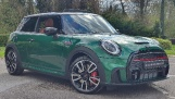 2021 MINI John Cooper Works Steptronic 3-door (Green) - Image: 1