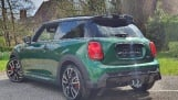 2021 MINI John Cooper Works Steptronic 3-door (Green) - Image: 2