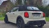 2021 MINI Cooper Sport 2-door (White) - Image: 2